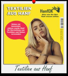 Textilien aus Hanf Hanfok