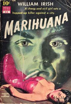 Anti Marijuana Poster 1936