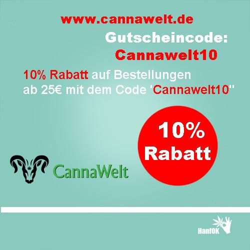 10 Prozent cannawelt