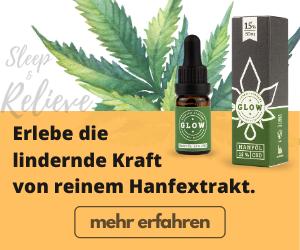 Glow Cannabis Company Rabattcode