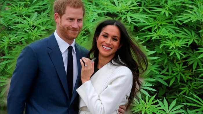 Prinz Harry Cannabis
